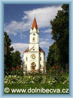 Dolna Beczwa - Kosćioł