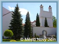 Nowy Jiczin - Zamek