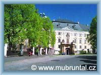 Bruntál - Zamek