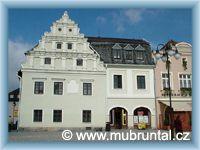 Bruntál - Gabrielow dom