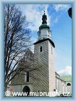Bruntál - Kościół