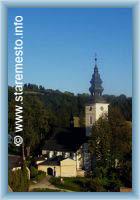 Stare Mesto pod Śnieżnikiem - kościół