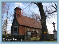 Kościół Žárová