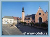 Český Dub - Rynek