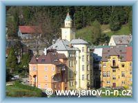 Janov nad Nisou - Ratusz