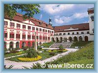 Liberec - Zamek