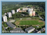 Tanvald - Stadion miejski