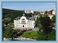 Tanvald - ratusz