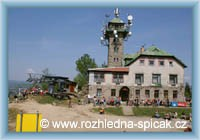 Tanwaldzki Szpiczak - chata