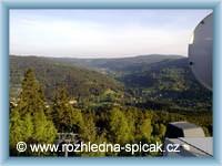 Tanwaldzki Szpiczak - widok