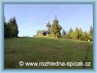 Wieża widokowa Tanwaldzki Szpiczak