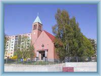 Kościół przy zaporze