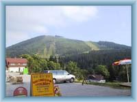 Czartowa góra z Harrachowa