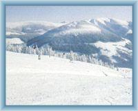 Widok z szczytu na wschód