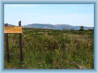Widok z Panczawskiej łąki