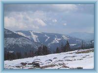 Przednia Planina z Medwiedina