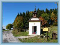 Kapliczka przy Wrchlabi