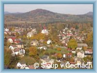 Sloup v Czechach