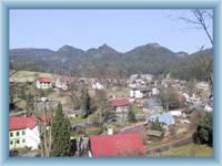 Widok na gminę