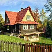 Chata górska FORTUNA Dolni Lomna