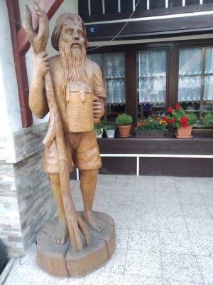 Pensjonat Riegel - chałupa
