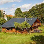 Dom drewniany Samsara