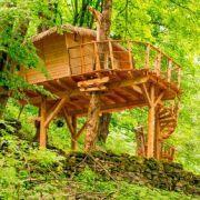 Treehouse pod Jeszczedem