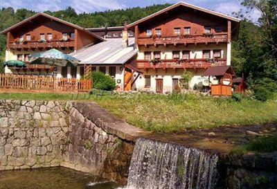Hotel górski U mustku ***