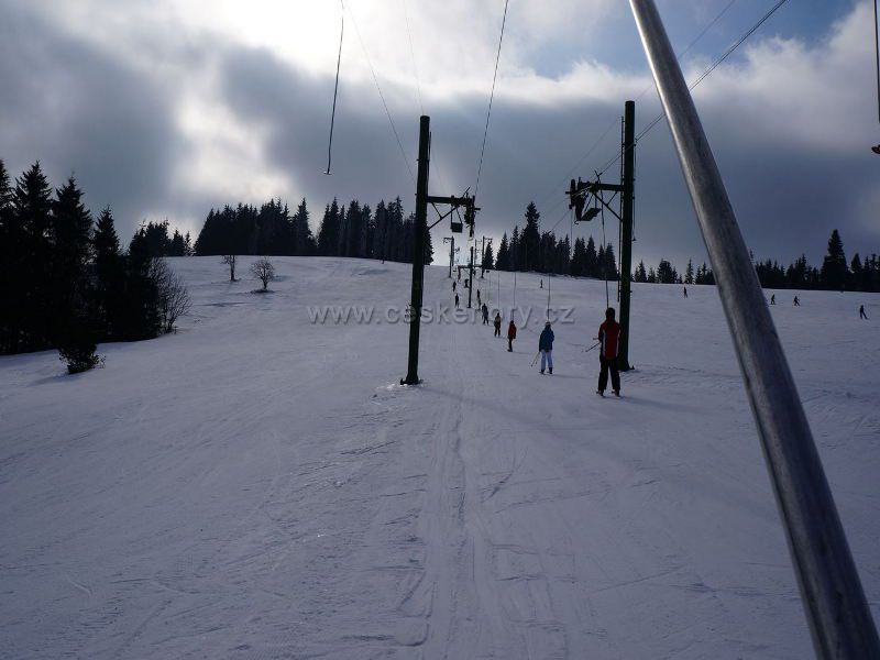 Ski Bedrzichow - Skiaréna Jizerky