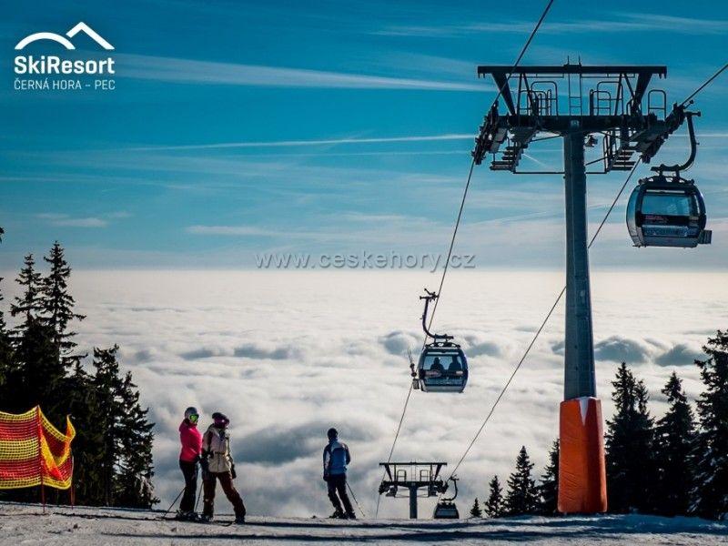 Czarna góra - Janskie Łaźnie  - SkiResort