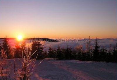 Ski areał Harrachow