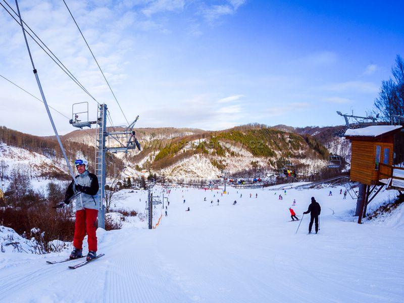 Ski Hrubá Voda