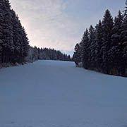 Ski areał Klepacov