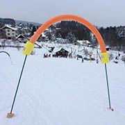 Wyciąg narciarski Dráček