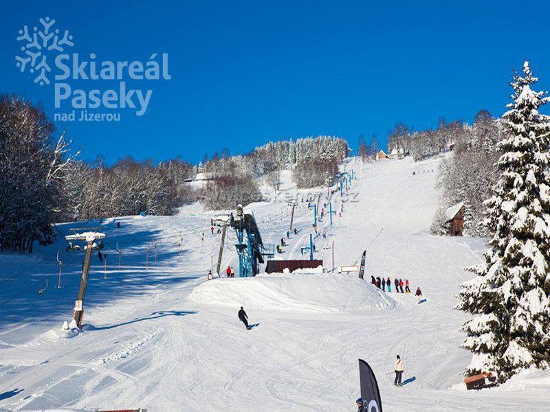 Ski areał Paseky nad Izerą – SKIREGION.CZ