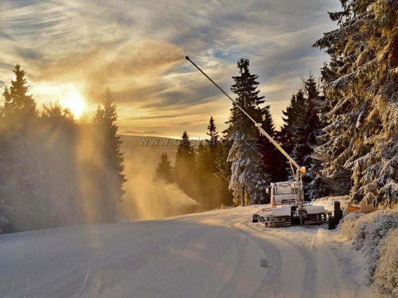 Ski areał Rziczky