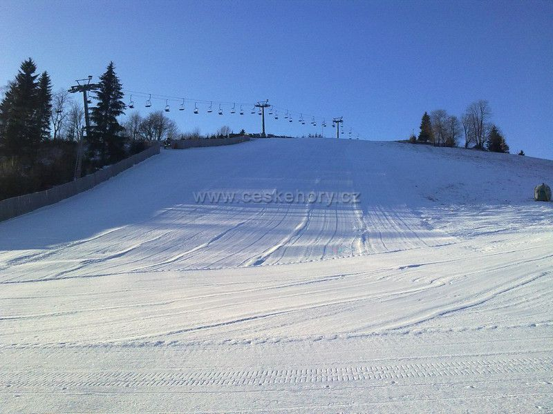 Ośrodek narciarski Branna
