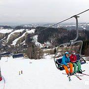 Skiareał Benecko