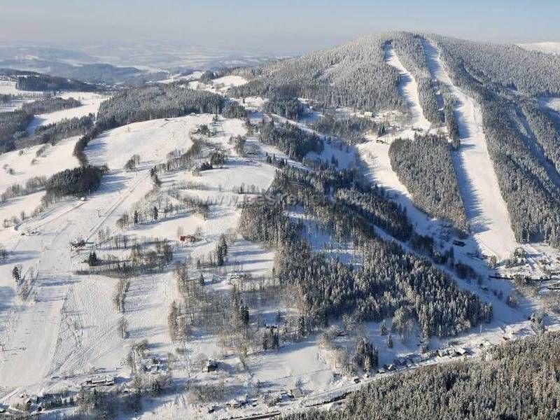 Skiareał Herlíkovice - Bubákov