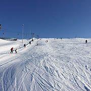 Ski areał Hlubocky