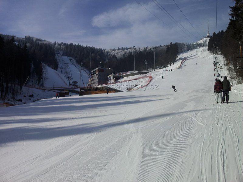 Ski areał Jeszczed