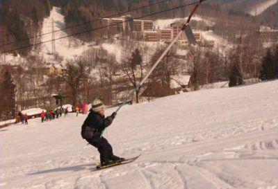 Ski areał Kares