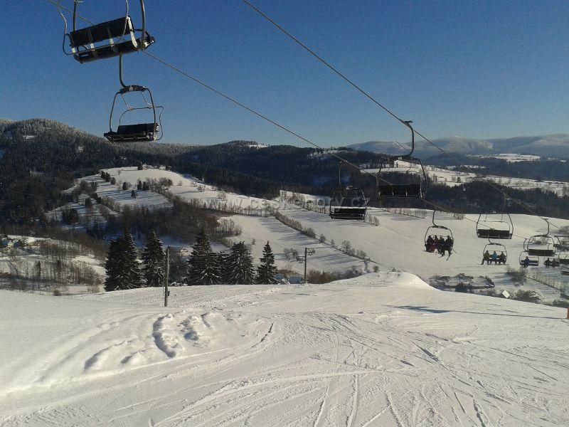 Skiareał Kunczice – SKITECH