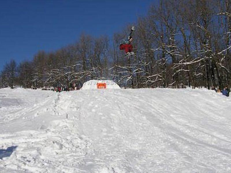 Skiareał i Snowpark Luż