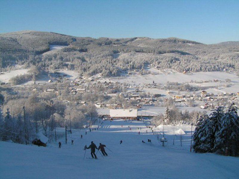Ski areał Mosty u Jabłonkowa