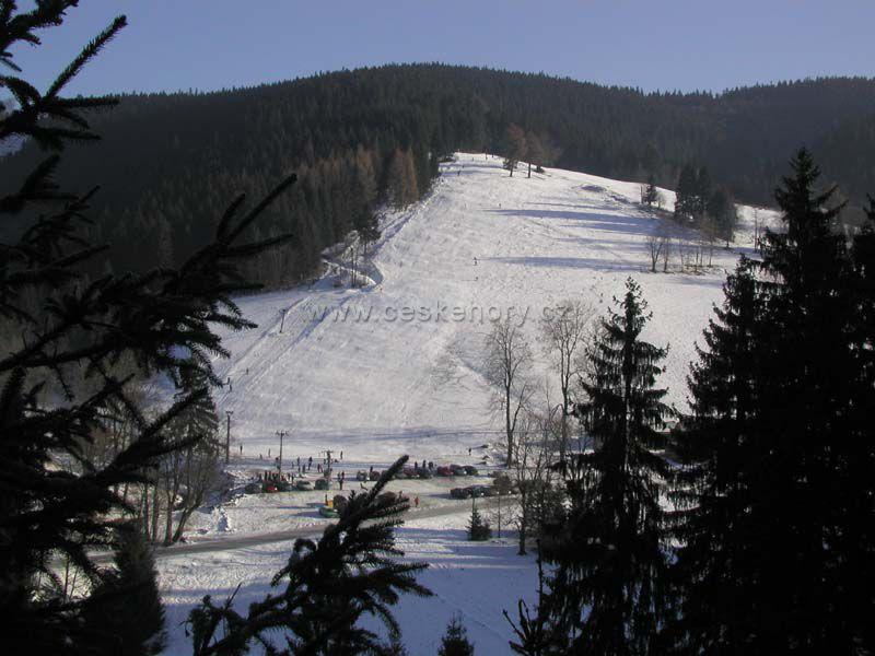 Ski areał Visalaje – Radegast