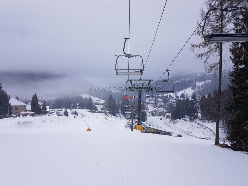 Ski Tanwaldzki Szpiczak - Skiaréna Jizerky