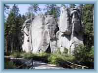 Aderszpaskie skały