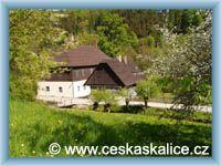 Czeska Skalica - Staré Bělidlo