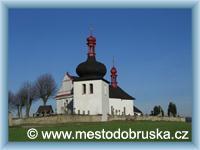 Dobruška - Kościoł